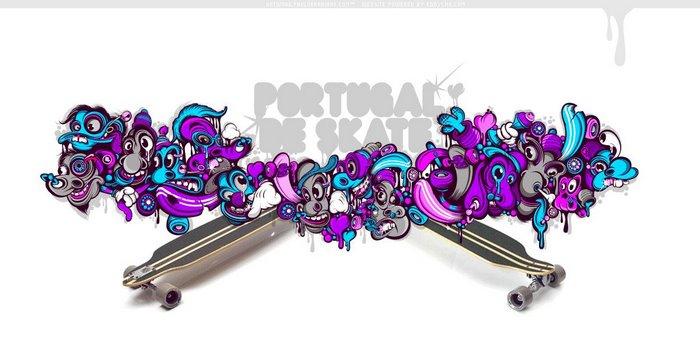 Portugal de Skate
