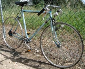 Bicicleta Swiss Olympic