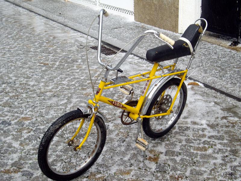 Bicicleta Esmaltina Fúria